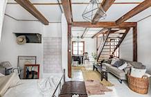 Sypialnia styl Prowansalski - zdjęcie od DZIURDZIAprojekt