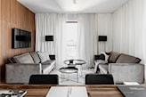 Salon - zdjęcie od DZIURDZIAprojekt - Homebook