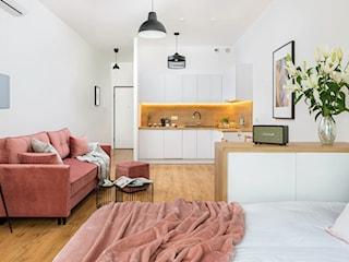 Meblowanie i stylizacja apartamentów w Angel River