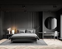 Sypialnia, styl nowoczesny - zdjęcie od Led-lustra.pl - Homebook