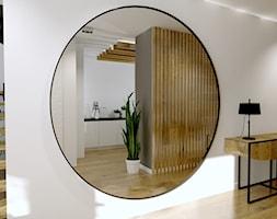 Hol / przedpokój, styl industrialny - zdjęcie od Led-lustra.pl - Homebook