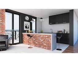 Kuchnia, styl industrialny - zdjęcie od OBI - Homebook