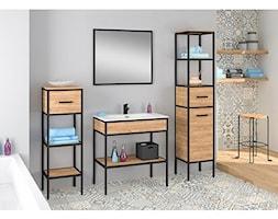 Łazienka, styl industrialny - zdjęcie od OBI - Homebook