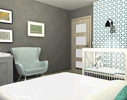 sypialnia+-+zdj%C4%99cie+od+Projektowanie+Wn%C4%99trz+Bogus%C5%82awa+Wawrzyniak
