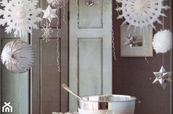 sylwestrowe dekoracje stołu