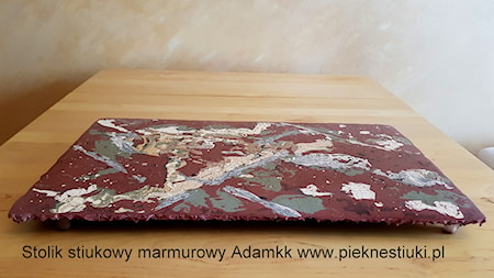 Adamkk Stucco Marmo (Pieknestiuki)