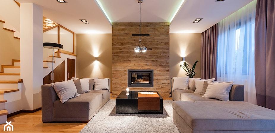 Jak efektownie podświetlić sufit podwieszany?