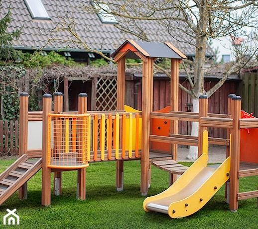 Kącik dla dziecka w ogrodzie – jak urządzić plac zabaw? Poradnik krok po kroku