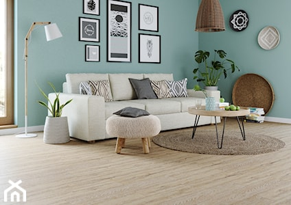Podłoga winylowa - piękna jak drewno i praktyczna jak płytki. Odkryj wszystkie jej zalety!