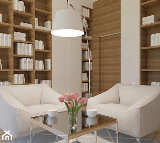 Domowa Biblioteka Aranżacje Pomysły Inspiracje Z Homebook
