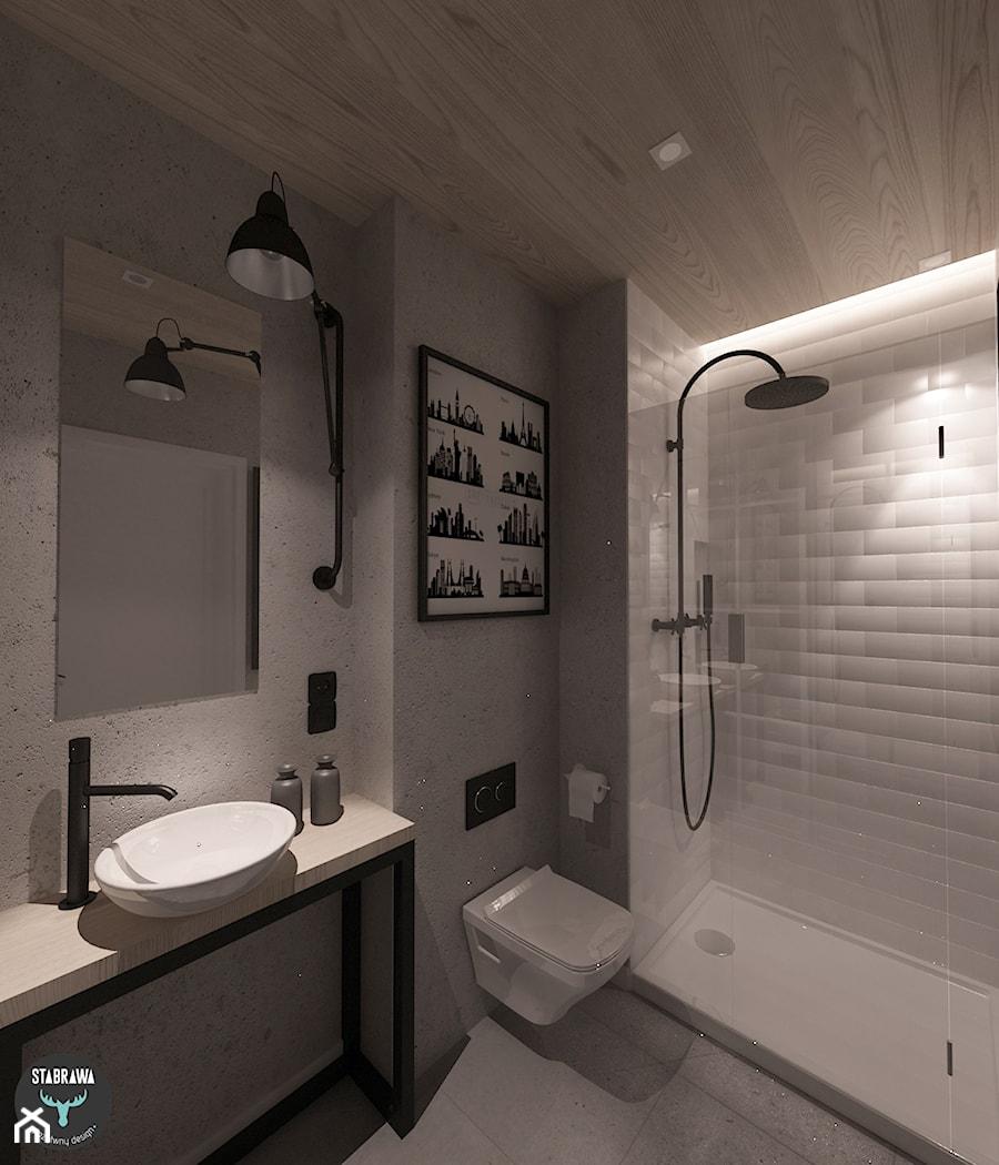 Azienka ii mieszkanie w stylu loft azienka styl for W loft