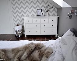 Sypialnia styl Skandynawski - zdjęcie od STABRAWA.PL - pozytywny design