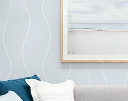 Beach House Blue Kolekcja Tapet by Patternosophy - zdjęcie od Patternosophy - Homebook