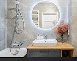 Nowoczesna łazienka - zdjęcie od Gotowe Mieszkanie - Homebook