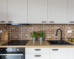 Przytulna kuchnia - zdjęcie od Gotowe Mieszkanie - Homebook