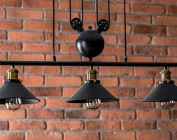 Industrialne oświetlenie - zdjęcie od Gotowe Mieszkanie - Homebook