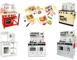 Drewniane kuchnie dla dzieci z efektami świetlnymi i dźwiękowymi - zdjęcie od Leomark - Homebook