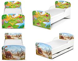 Zestaw mebli do pokoju dziecięcego Dino - zdjęcie od Leomark - Homebook