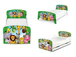 Meble dla dzieci z motywem Zwierząt - Zoo
