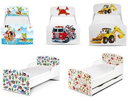 Kolorowe łóżka dla maluszka - zdjęcie od Leomark - Homebook