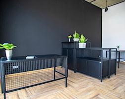 Biuro w loftowym stylu - zdjęcie od Ameco Home & Living - Homebook