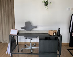 Biurko loftowe w butiku #pg - zdjęcie od Ameco Home & Living - Homebook