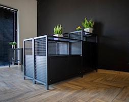 Biuro w industrialnym stylu - zdjęcie od Ameco Home & Living - Homebook