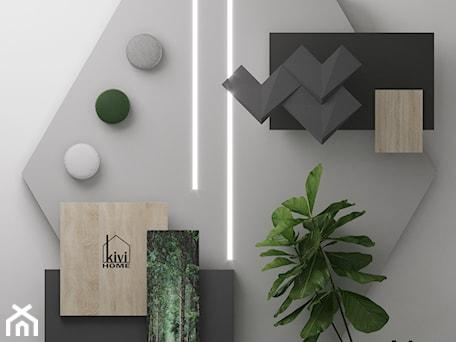 Aranżacje wnętrz - Salon: moodboard - Kivi Home - projektowanie wnętrz. Przeglądaj, dodawaj i zapisuj najlepsze zdjęcia, pomysły i inspiracje designerskie. W bazie mamy już prawie milion fotografii!