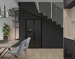 Projekt kuchni - zdjęcie od Kivi Home - projektowanie wnętrz - Homebook