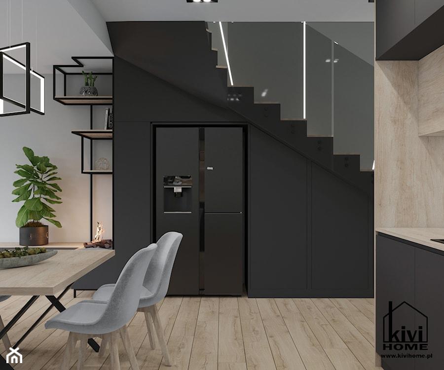 Projekt kuchni - zdjęcie od Kivi Home - projektowanie wnętrz