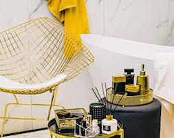 Złota łazienka - zdjęcie od Homla - Homebook