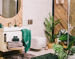 Łazienka w stylu boho - zdjęcie od Homla - Homebook