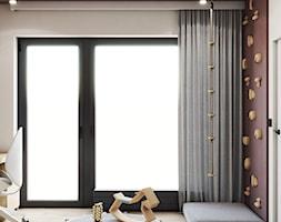 Nowoczesny pokój dziecięcy z łóżkiem typu domek - zdjęcie od VISIT HOME - Homebook