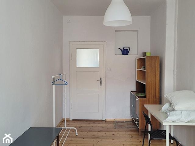 Mieszkanie dla studentów - pokój natural