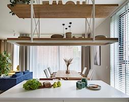 Mieszkanie 80m2 - Kuchnia, styl nowoczesny - zdjęcie od TK Architekci - Homebook