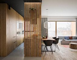 Mieszkanie dla rodziny - Kuchnia, styl nowoczesny - zdjęcie od TK Architekci - Homebook