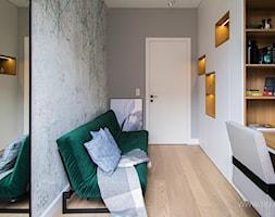 Mieszkanie 80m2 - Biuro, styl nowoczesny - zdjęcie od TK Architekci - Homebook