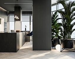 Apartament 180 m2 - Kuchnia, styl nowoczesny - zdjęcie od TK Architekci - Homebook