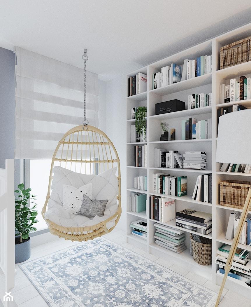 Loft Gdynia Wiczlino - Hol / przedpokój, styl skandynawski - zdjęcie od MEBLOŚCIANKA STUDIO - Homebook