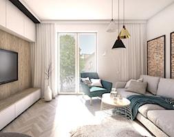 Gdynia Kamienna Góra Projekt Wnętrza Mieszkalnego