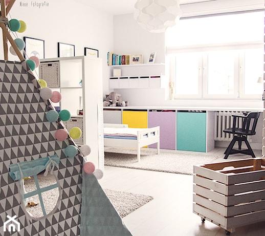 Jak urządzić pokój dziecka w stylu skandynawskim - 8 pomysłów