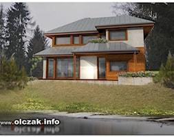 Domy+-+zdj%C4%99cie+od+Architekt+Maciej+Olczak