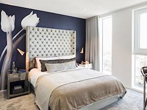 Biokominki EcoSmart - Burner Range - Średnia biała czarna kolorowa sypialnia małżeńska, styl nowoczesny - zdjęcie od Ambusto Polska