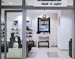 Wnętrza publiczne styl Glamour - zdjęcie od PURPLE PRACOWNIA