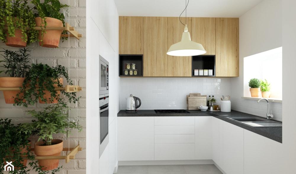 Jaki blat do bialej kuchni 7 sprawdzonych pomyslow for Kitchen cabinet trends 2018 combined with papiers de verre