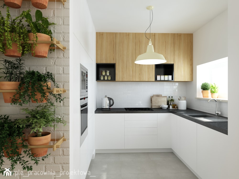 Kuchnia - zdjęcie od PURPLE PRACOWNIA - Homebook