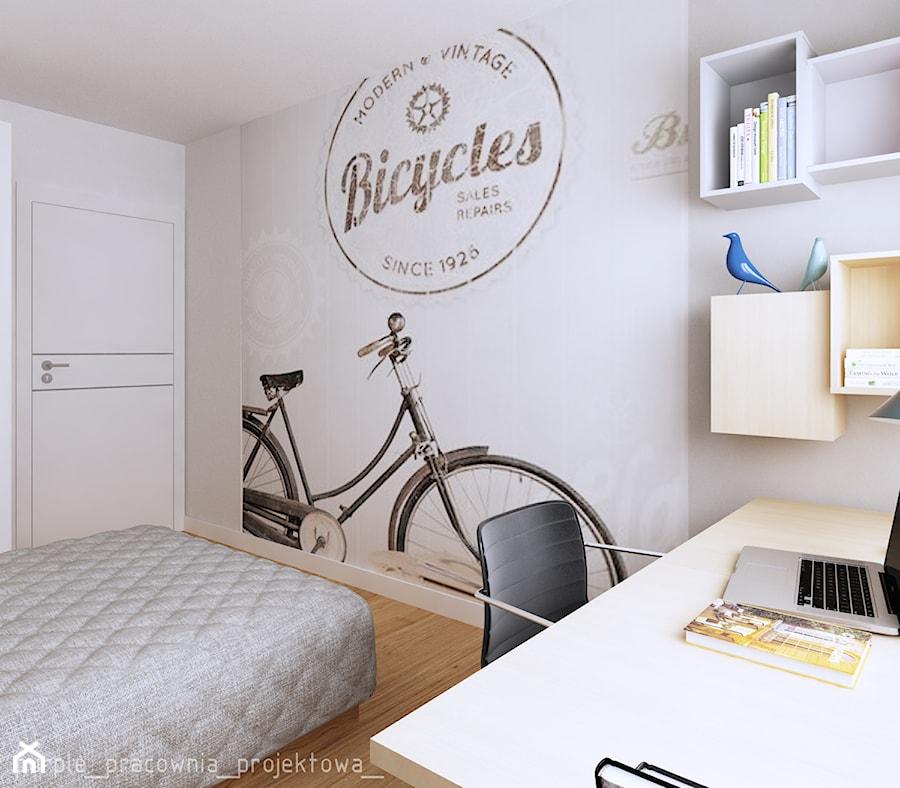 Sypialnia 1 - zdjęcie od PURPLE PRACOWNIA