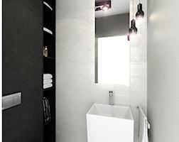 Łazienka styl Nowoczesny - zdjęcie od PURPLE PRACOWNIA