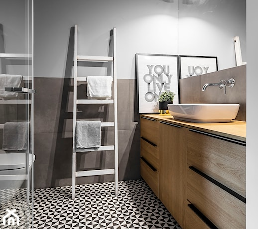 Drabina na ręczniki – wieszak i ozdoba łazienki w jednym! Jaką wybrać?