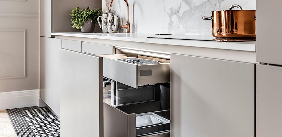 Sprytne sposoby na przechowywanie w kuchni - porady i zdjęcia